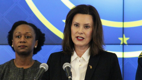 Michigan GOP Lawmakers File Lawsuit Against Gov. Whitmer For Executive Power Overreach