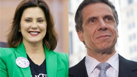 Gov. Whitmer's Nursing Home Response In Michigan Mimics Andrew Cuomo's Mistakes In New York