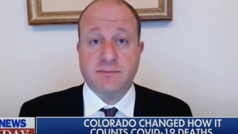 Colorado Gov. Jared Polis Slams CDC For Inaccurate Reporting On COVID Deaths