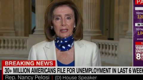 Nancy Pelosi Says She's 'Satisfied' With Biden's Silence On Tara Reade