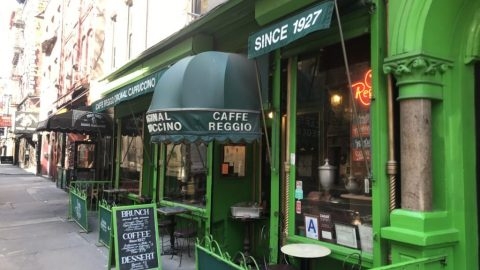 New York Institution Café Reggio Clings To Life