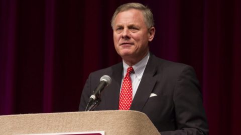 Richard Burr Resigns From Chairman Of Senate Intelligence Committee