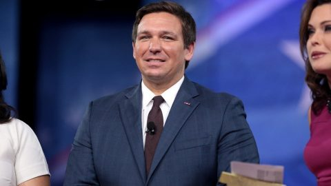 Ron DeSantis Spits Fire At Mainstream Media For Apocalyptic Reporting On Florida's Coronavirus Response