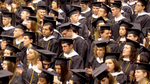 Recent College Graduates Struggle With Future Plans Amidst Pandemic