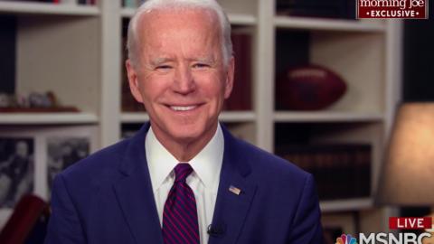 MSNBC Devotes Time Detailing Tara Reade's Allegations Against Biden, But Also Trump Accusers