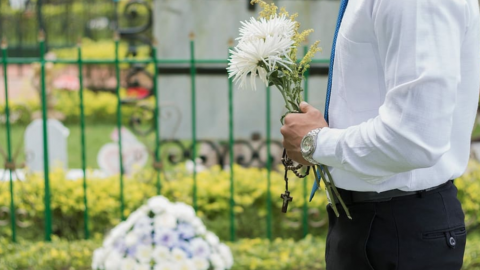'Socially Distanced' Funerals Inflict Even More Suffering On The Bereaved