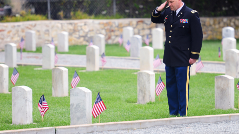 This Memorial Day, Reach Out To Isolated Veterans For Their Memories