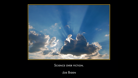 Joe Biden Tweets As Motivational Posters