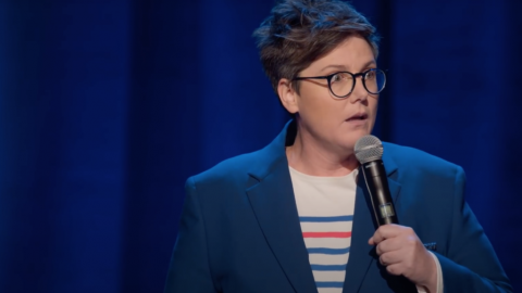 Hannah Gadsby Doesn't Even Believe Her Own Argument