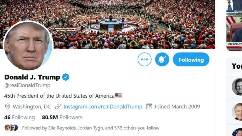 Can Twitter Censor Trump If The President Is Barred From Blocking Other Users?