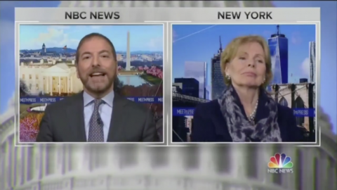 Chuck Todd Faceplants With Deceptive Video Of William Barr