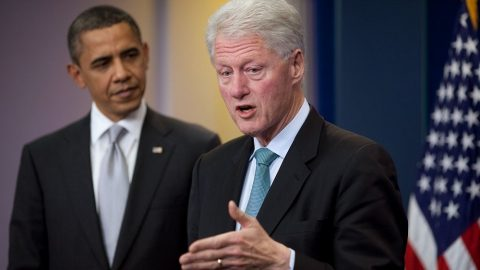 Barack Obama Forgets That Bill Clinton Got Away With Perjury