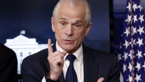 Navarro: U.S. should focus on localizing supply chain in future negotiations with China