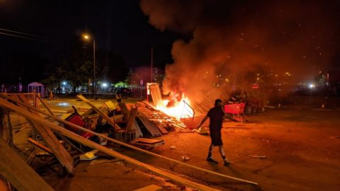 Why Isn't The Media Interviewing Portland's Rioters?