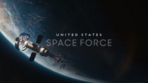 U.S. Space Force drops 'make history' recruiting ad