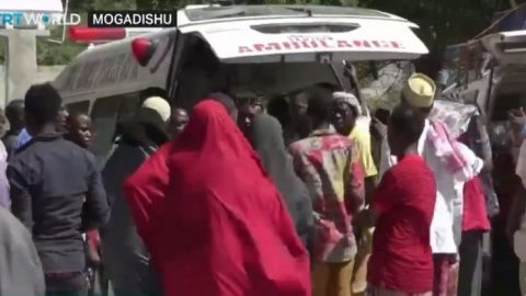 Report: Roadside bomb kills 8, injures several in Somalia