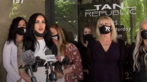 Ore. salon owner fined $14K for reopening