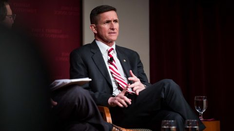 Michael Flynn Circus Devolves Into Court-Weaponized Partisanship