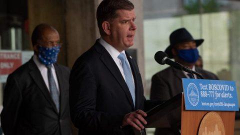 Boston declares racism a public health crisis