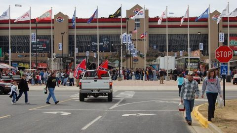 NASCAR Made The Right Move To Ban The Confederate Flag