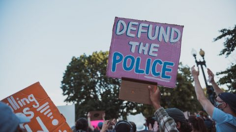 Defunding The Police Is Now A Majority Position For Democrats