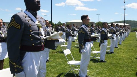 No, West Point Grads Don't Need To Learn Anything From The Resistance