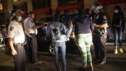 N.Y. bail reform laws prevent looters from being held by police
