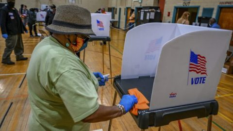 8 states hold primary elections