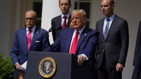 President Trump speaks on May job gains, calls it 'a great American comeback'