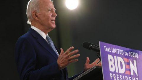 Joe Biden secures Democrat presidential nomination