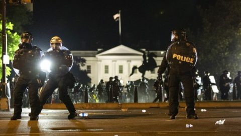 Police across the nation under attack amid unrest