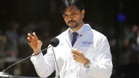 Doctors perform successful lung transplant on coronavirus patient
