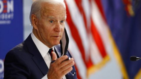 Joe Biden unveils 8-point plan to reopen U.S.