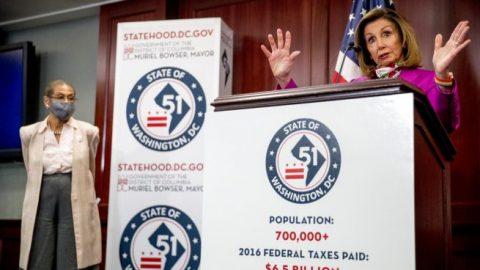 House votes in favor of D.C. statehood bill