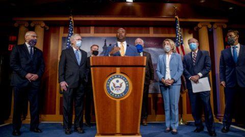 Senate Democrats block GOP police reform bill from advancing