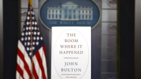 Lawmakers on both sides of aisle question John Bolton's new book