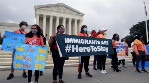 Lawmakers, pundits react to Supreme Court DACA ruling
