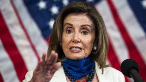 Pelosi refuses to apologize for saying GOP is trying to get away with murder of George Floyd