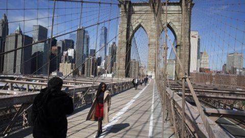 N.Y. tri-state area to impose mandatory quarantine for travelers