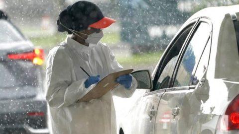 President Trump cuts funding to 13 coronavirus test sites