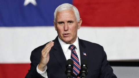 Vice President Pence: White House supports police, will fund better policing practices