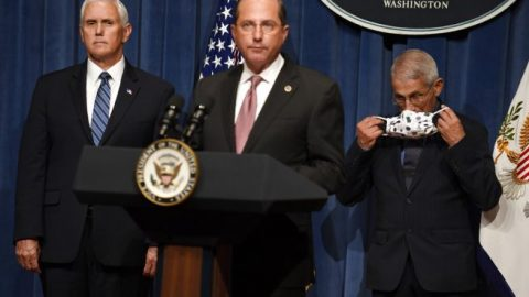 HHS Secy.: 'Window is closing' to get control of coronavirus