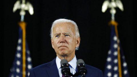 President Trump pushes back against Joe Biden's criticism
