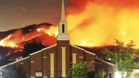 Wildfire in Utah causes major evacuation