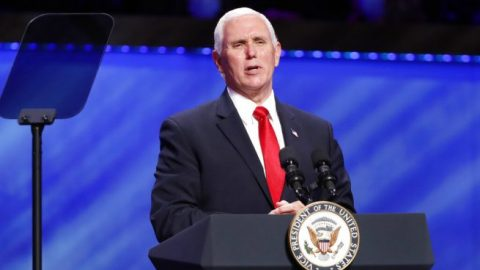 Vice President Mike Pence on freedom and faith