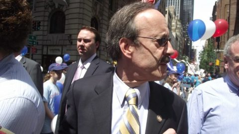 Eliot Engel 'Wouldn't Care' About The Riots 'If I Didn't Have A Primary'