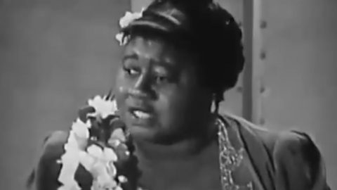 Don't Cancel 'Gone With The Wind's' Hattie McDaniel