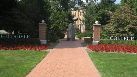 Hillsdale College Refuses To Bow To The Totalitarian Mob