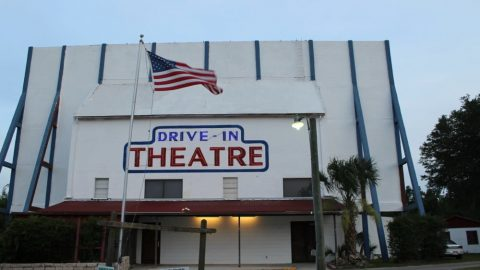 With Hollywood Shut Down, My Local Drive-In Theater Took In The Entire U.S. Box Office Report