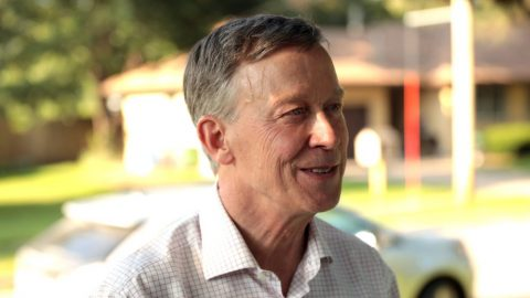 Hickenlooper Fined By Colorado Ethics Committee For Violating Gifts Rule